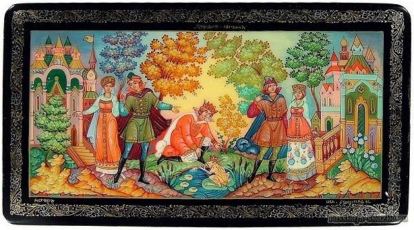 bratya-srazu-nashli-svoi-strelyi-russkaya-skazka-carevna-lyagushka