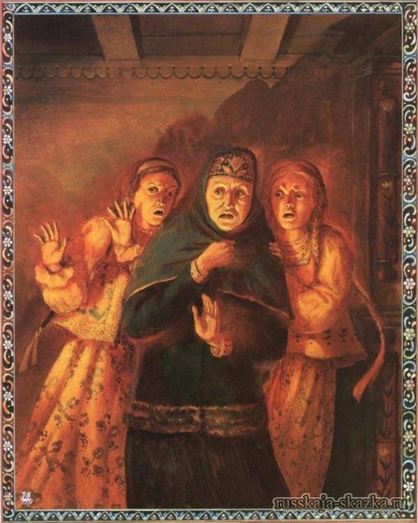 череп-начал-их-жечь-василиса-прекрасная-русская-сказка