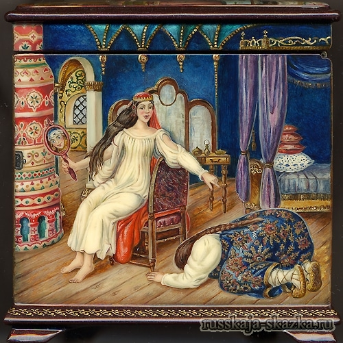 чернавка-мёртвая-царевна
