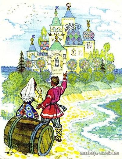 dvorec-s-zolotoy-kryishey-po-shhuchemu-velenyu-skazka