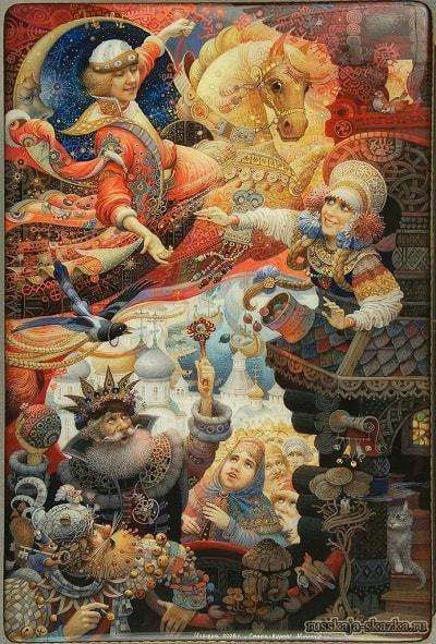 Сивка бурка русская сказка , добрые сказки для маленьких ребят малышей детского сада и школьного возраста и их родителей, мама папа, бабушка дедушка вся семья