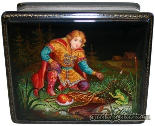 nashyol-ivan-carevich-svoyu-strelu-russkaya-skazka-carevna-lyagushka