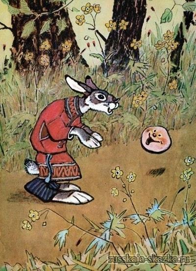 От тебя, зайца, подавно уйду