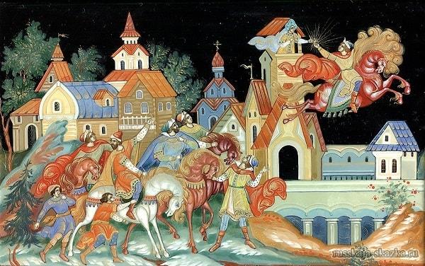 и дал рыскача , russkaja-skazka.ru сайт с волшебными сказками русских и зарубежных писателей читаем бесплатно без регистрации