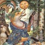 Колобок, русская народная сказка с картинками