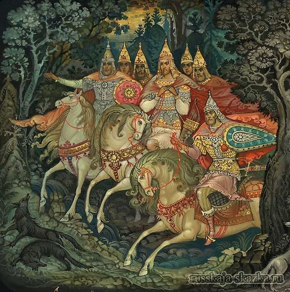 русская-сказка-семь-богатырей