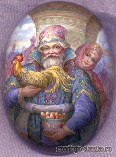 жили-были-дед-и-баба-курочка-ряба-русская-сказка