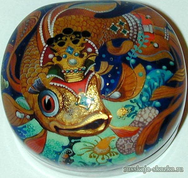 золтая-рыбка-русские-сказки-пушкин-сказка-о-рыбаке-и-рыбке