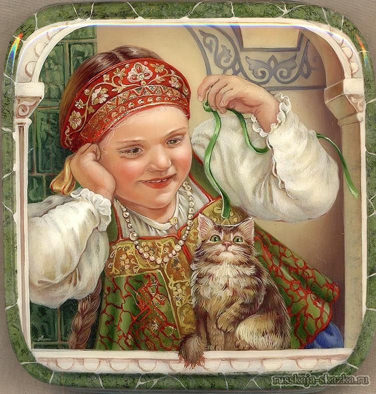 Читать сказку маша и медведь русская народная сказка с картинками
