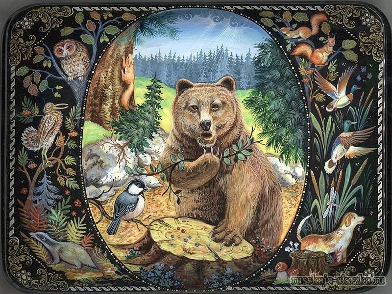 russkaya-skazka-masha-i-medved-chitat-s-kartinkami