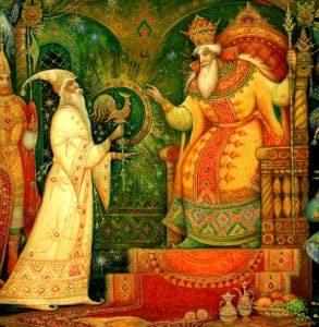 Сказка о золотом петушке, Пушкин, красивые картинки