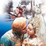 Морозко, фильм-сказка, Александр Роу, 1964 год онлайн кинотеатр добрых красивых видео хороших фильмов для детей школьного возраста и детского сада