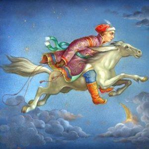 Конёк-горбунок, Ершов, сказка с картинками читать