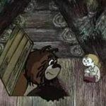 Девочка и медведь, мультфильм (1980)