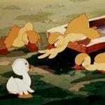 Гадкий утёнок, Г.Х.Андерсен, мультфильм 1956 год, смотреть детские мультфильмы, мультики для ребят онлайн бесплатно советские ссср в хорошем качестве лучшие, много мультфильмов для детей и родителей, малышей и взрослых, анимация мультипликация детство ребёнок сейчас, красивые картинки кадры, рисованные и кукольные отечественного русского российского производства