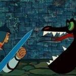 Последняя невеста Змея Горыныча, мультфильм (1978)
