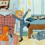 В стране невыученных уроков, мультфильм (1969)