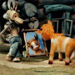 Волк и телёнок, кукольный мультфильм 1984 год смотреть детские мультфильмы, мультики для ребят онлайн бесплатно советские ссср в хорошем качестве лучшие, много мультфильмов для детей и родителей, малышей и взрослых, анимация мультипликация детство ребёнок сейчас, красивые картинки кадры, рисованные и кукольные отечественного русского российского производства