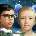 Новогодние приключения Маши и Вити, фильм-сказка 1975 год смотрите наше кино видео фильмы онлайн бесплатно видеоплеер на нашем сайте