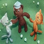 Волшебная палочка, диафильм 1967 смотреть