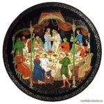Свадьба в русских народных сказках