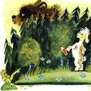 Бебека, Чуковский, книга детская сказка стих для детей читать сейчас бесплатно