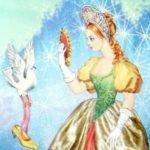 Чернушка Золушка русская народная сказка для детей с картинками читать онлайн бесплатно крупный шрифт детская литература книга