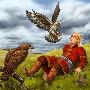 Чудесная рубашка читать бесплатно книга русская народная сказка крупный шрифт онлайн для детей бесплатно с картинками
