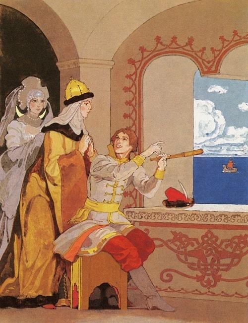 Князь Гвидон тогда вскочил, Громогласно возопил, на сайте russkaja-skazka.ru много разных сказок , диафильмов, мультфильмов, фильмов и аудиосказок