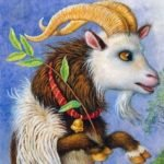 Хитрый козел