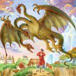 Хрустальная гора читать детску русскую народную сказку с картинками и крупным шрифтом онлайн