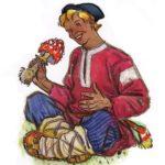 Иванушка-дурачок читать русскую народную сказку для детей с картинкой крупный шрифт книга бесплатно онлайн