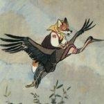 Как лиса училась летать русская народная сказка читать для детей с картинками онлайн