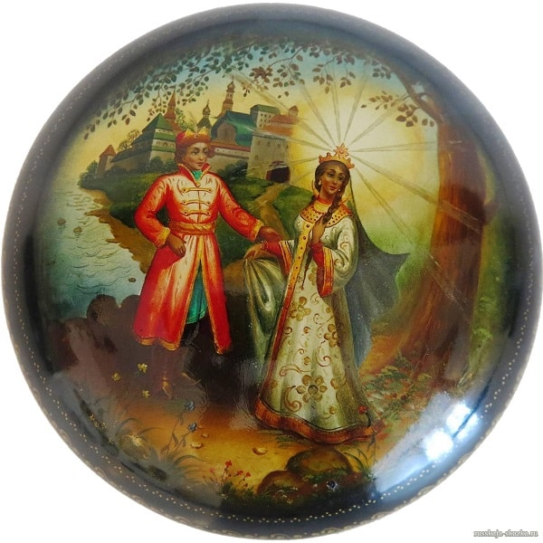 князь Гвидон и царевна лебедь, золотая коллекция сказок Пушкина А.С. с картинками для детей