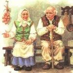 Наговорная водица читать русскую народную сказку онлайн крупный шрифт картинка