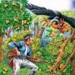 Окаменелое царство читать русскую народную сказку онлайн для детей