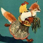 Петушок — золотой гребешок