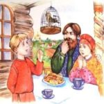 Птичий язык русская народная сказка читать для детей онлайн бесплатно