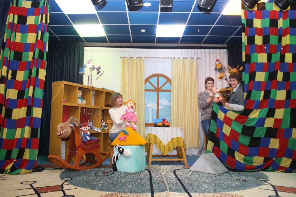 Домашний кукольный театр, сказки для девочек и мальчиков