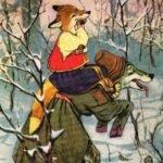 Лисичка-сестричка и серый волк, аудиосказка 1982 год читает Т.Пельтцер аудио книга mp3 формат послушать для детей и их родителей, мама папа дедушка и бабушка слушают сказки и советские аудиокнижки аудиокниги русский язык