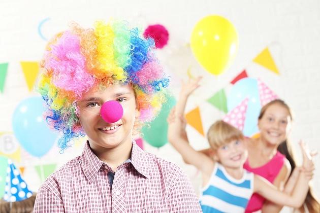 Дети будут рады праздничной обстановке