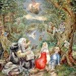 Топ-6 персонажей из русских сказок