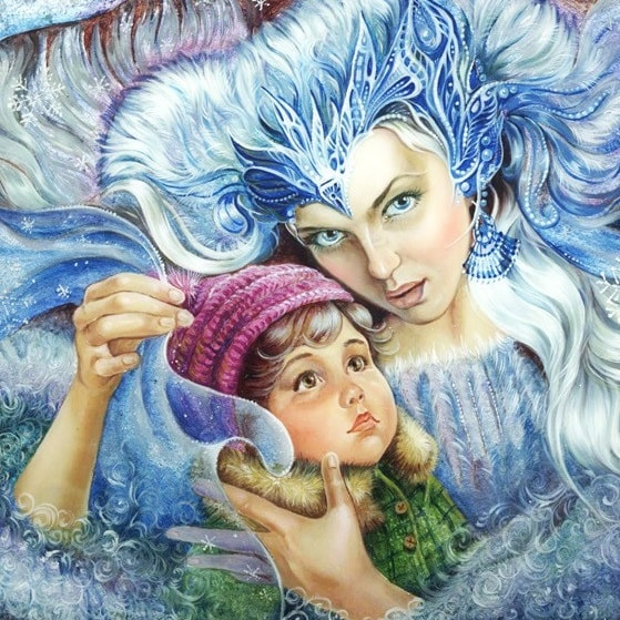 Ганс кристиан андерсон сказка снежная королева