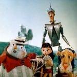 Волшебник Изумрудного города, мультфильм, все серии по сказкам Александра Волкова для детей