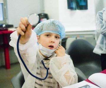 Детская игра Я - врач
