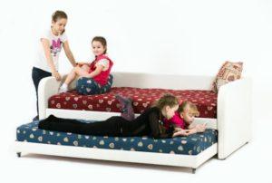 Детские кровати для сказочного сна колыбельные сказка на ночь