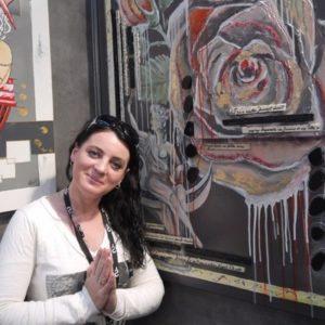 Рисуем картины красками. Виктория Латка. Пошаговые видео курсы по рисованию для всей семьи