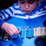 Советы обучения детей игре на гитаре