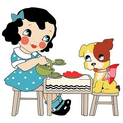 Роль мультфильмов в воспитании ребёнка
