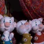Бим, Бам, Бом и волк, мультфильм (1974) сказка про трёх поросят